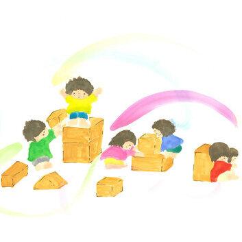 第22回保育士としてのやりがい 3歳児と新人井上さく子
