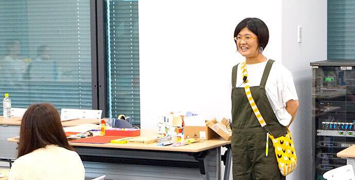 実力アップセミナーレポート【2018/09/02開催】いわいざこ まゆ先生『造形あそび』