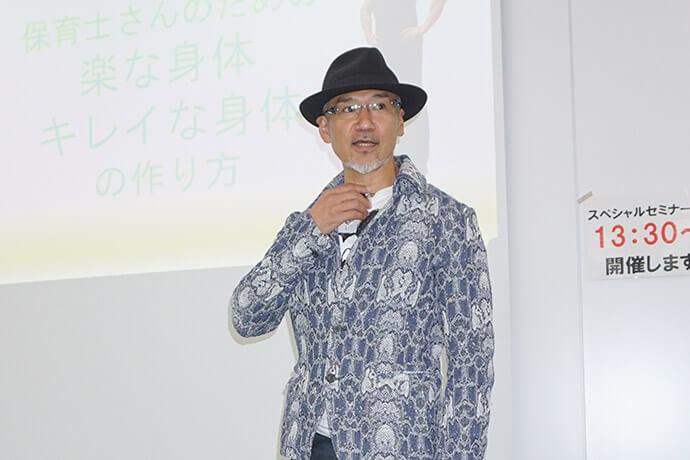 三澤 威氏さん