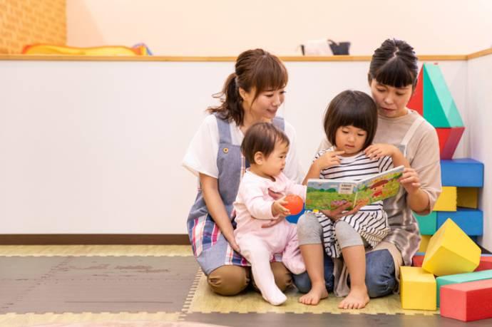 【0~2歳児編】言葉遊び「オノマトペ」で遊ぼう!