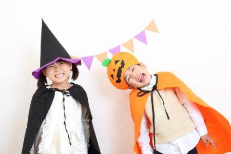 【0歳~5歳児向け】保育園で楽しめるハロウィン<仮装編>年齢別アイデア3選