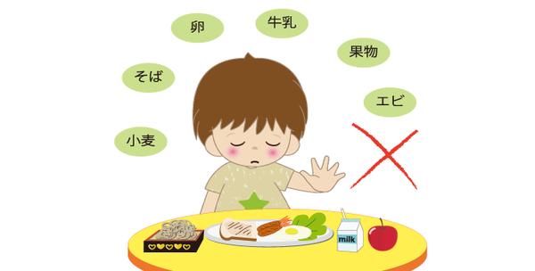 担当クラスにアレルギー児がいなくても要注意!今さら聞けない 食物アレルギーのキホン
